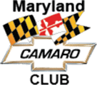 Maryland Camaro Club Logo